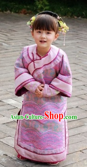 Chinese Princess Clothes for Kids