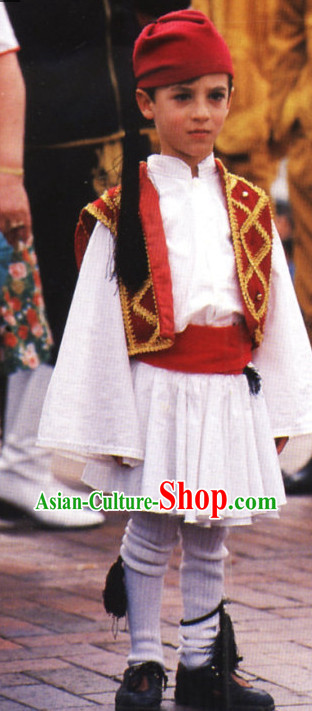 Traditional Greek Boys Clothing