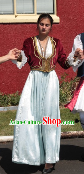 Gils Greek Costumes