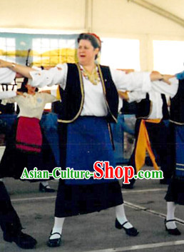 Greek Dancing Costumes for Women