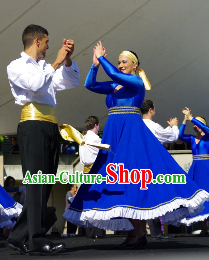 Greek Dancing Costume for Women
