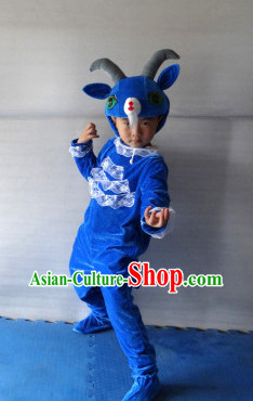 Chinese Spring Festival Celebration Sheep Costume