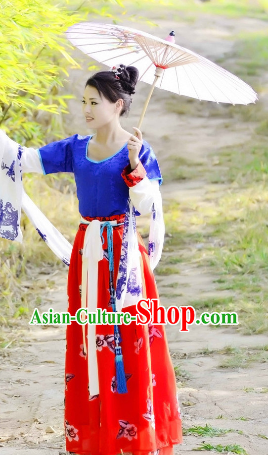 Asian Dress Costume for Women