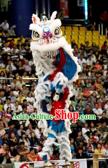 Top Southern  Lion Dance Equipments Complete Set