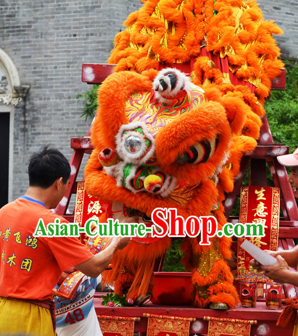 Top Southern Lion Dance Equipment Complete Set