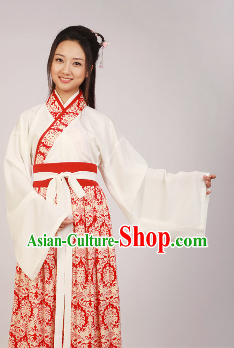 Chinese Japanese Fashion Dress for Women