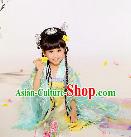 Chinese Princess Costume for Kids