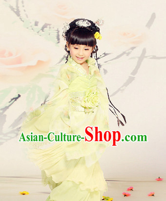 Chinese Halloween Costumes for Kids