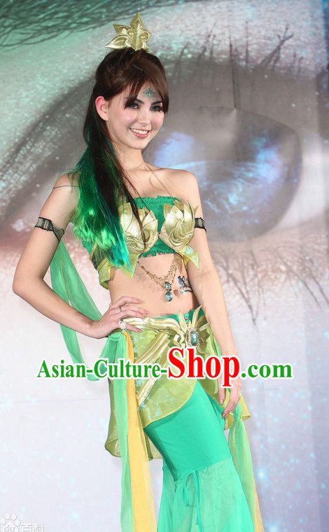 Chinese Sexy Fairy Costumes and Accessories