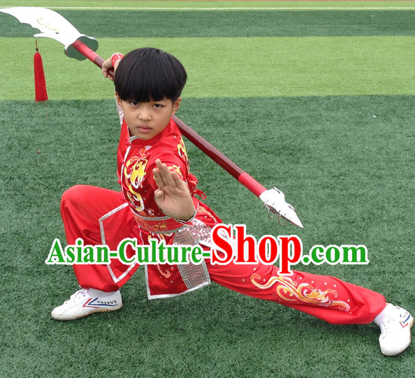 Professional Martial Arts Silk Outfit for Children