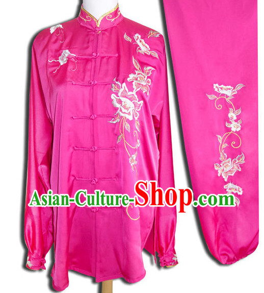 Embroidered Traditional Karate Outfit