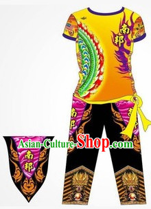 Chinese New Year Dragon and Lion Dancer Clothes
