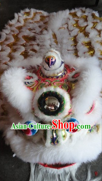 Top Chinese Lion Dance Singapore Costumes Complete Set