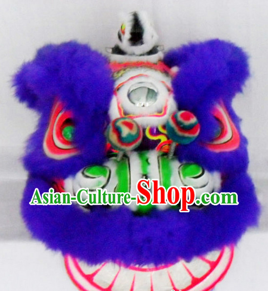 Lion Dance Troupe Singapore Costumes Complete Set