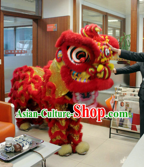 Top Chinese Lion Costumes