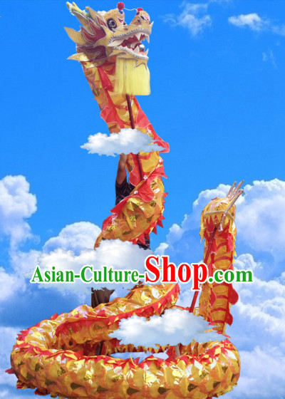 Chinese New Year Dragon Dance Costumes Complete Set