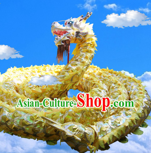 Chinese New Year Dragon Dance Costume Complete Set