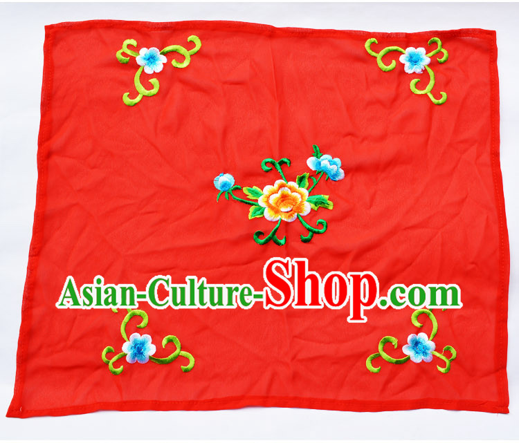 Chinese Culture Dancing Handkerchief