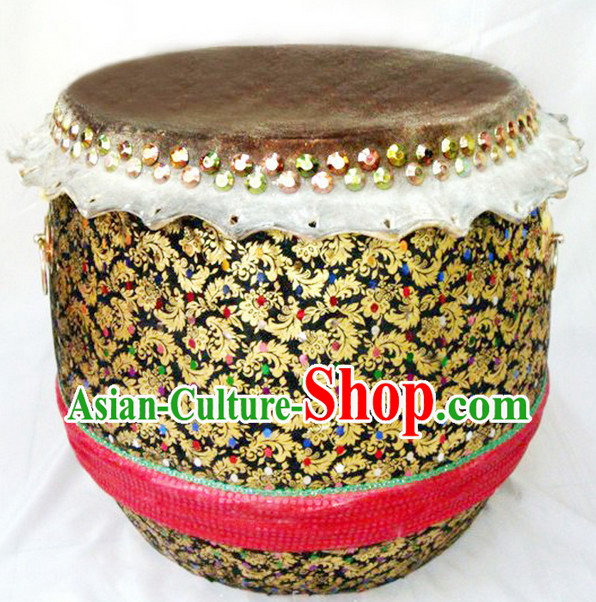 Professional Handmade Festival Celebration Lion Drum