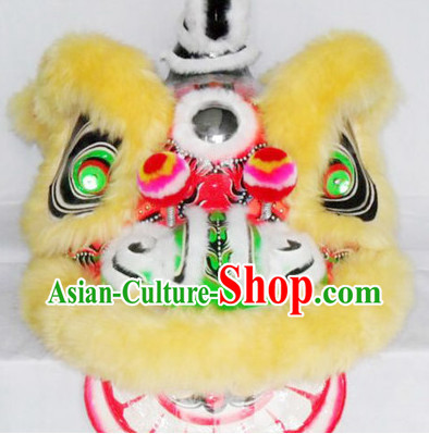 Asian Chinese Lion Dance Clothing