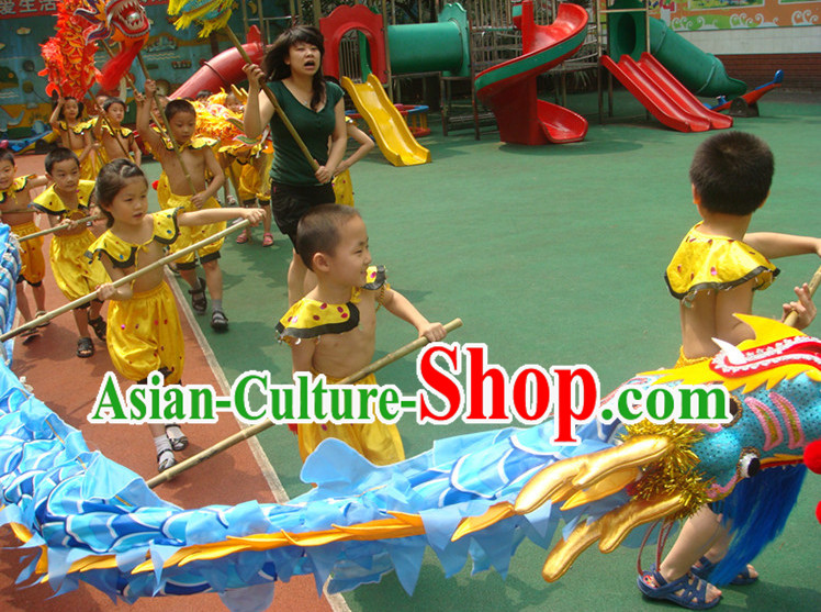 Chinese New Year Northern Dragon Costume for Children