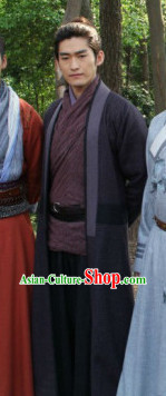 China Clothes Swordsman Costumes
