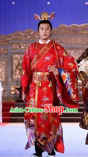 Traditional Prince Infanta Chinese Costumes