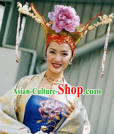 Chinese Classical Imperial Princess Hair Accessory