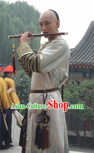 China Qing Prince Film Gown