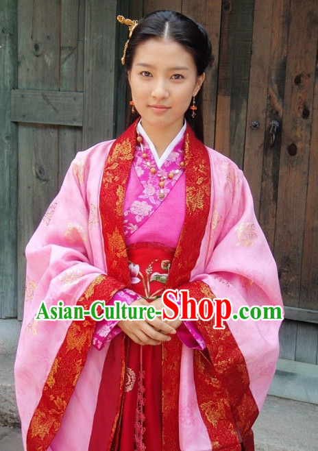 Ancient Korean Princess Costume Complete Set