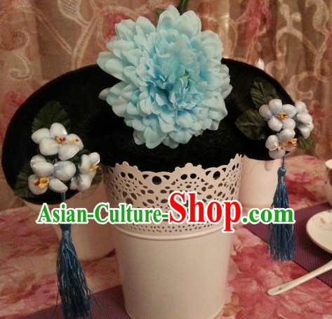 Chinese Traditional Manchu Princess Hair Decoration