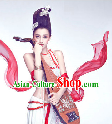 Asian Mysterious Goddess Costumes for Women