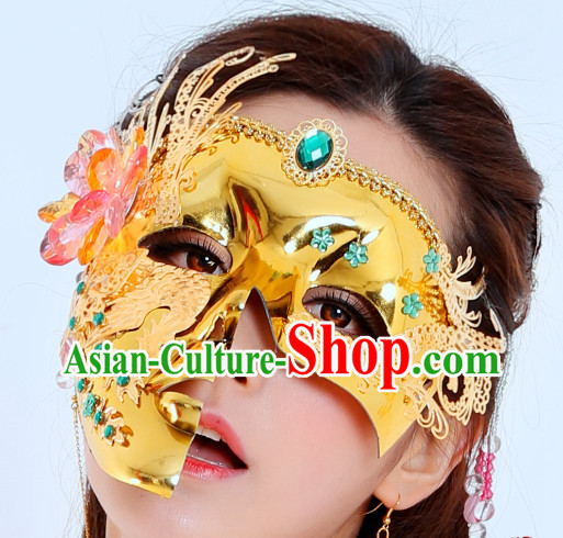 Asian Empress Carnival Sexy Mask