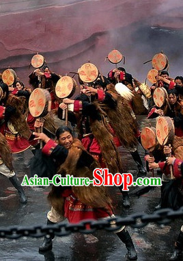 Chinese Minority Group Costume   Accessories of Tibetan