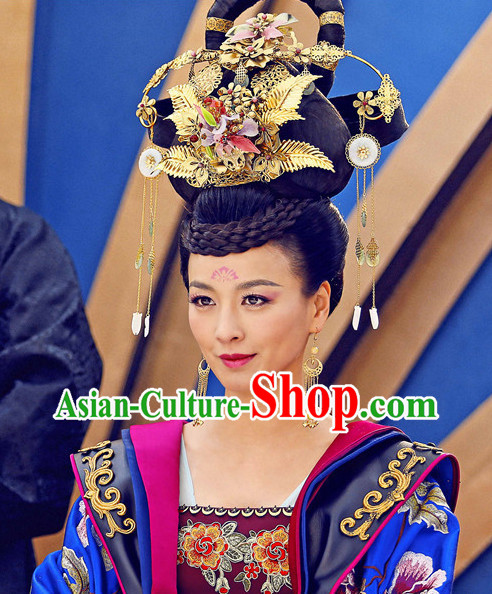 Chinese Tang Empress's Jewelry & Accessories