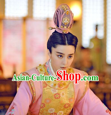 Chinese Tang Crown Headwear