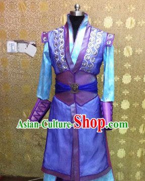 Chinese TV Drama Theme Photography Swordsman Costumes