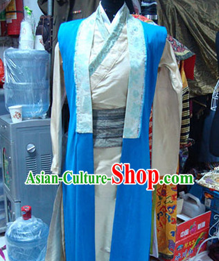 Chinese Swordsmen Stage Costume