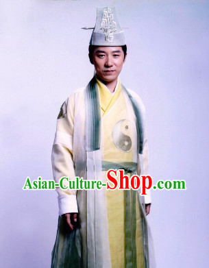 Chinese Knight Warrior Theme Photography Costumes