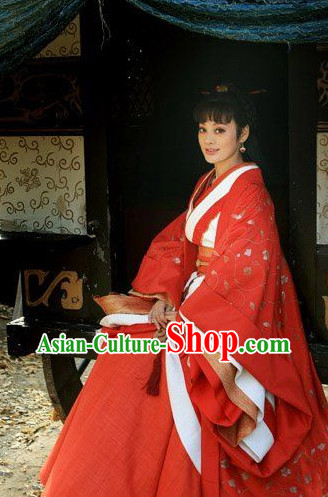 Chinese Princess Theme Photography Costumes