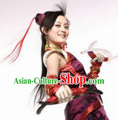 Asian Cute Eidolon Cosplay Costumes for Women