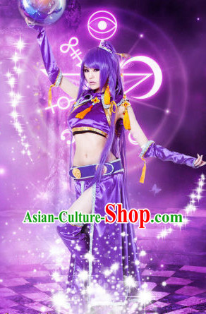Asian Wizard Sexy Costumes for Women