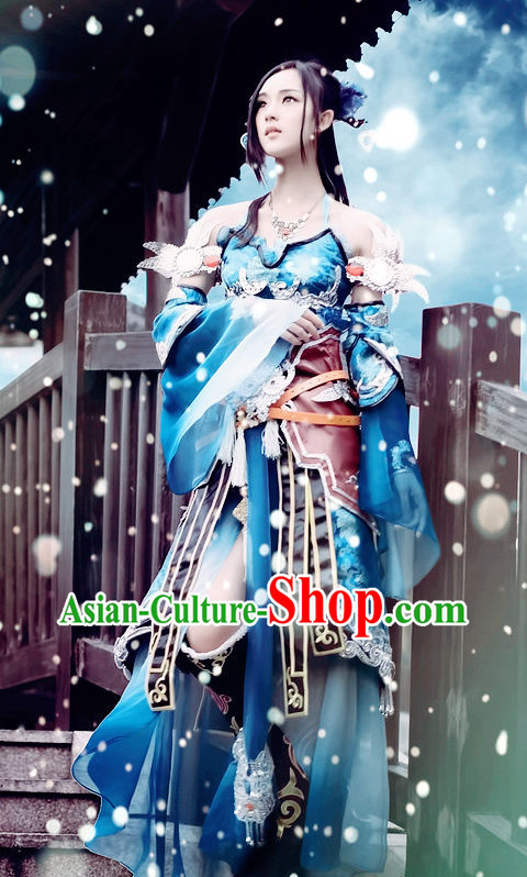 Classical Fairy Cosplay Costumes for Women