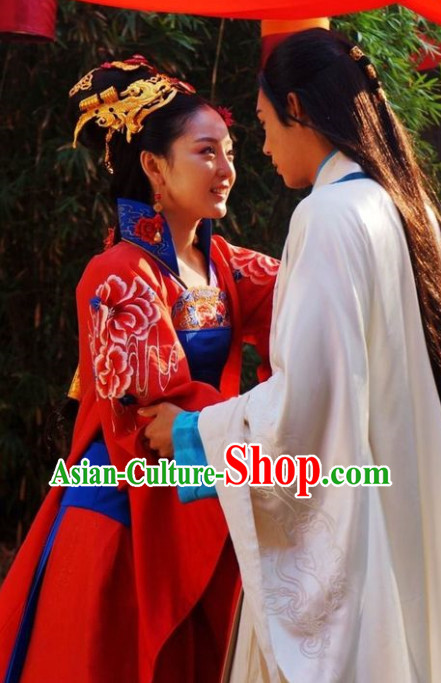China Traditional Wedding Ceremony Bridal Suit for Women