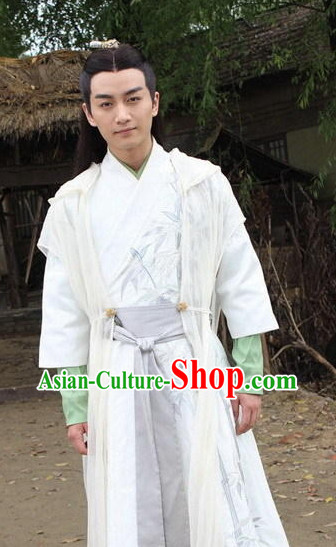 China Ancient  Hero Costumes for Men