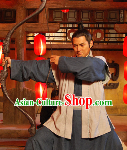 China Ancient Hou Yi Archer Costumes