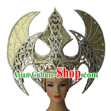 Professional Stage Headwear Design