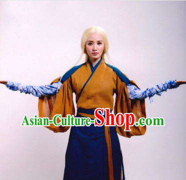 Chinese Ethnic Costumes for Women