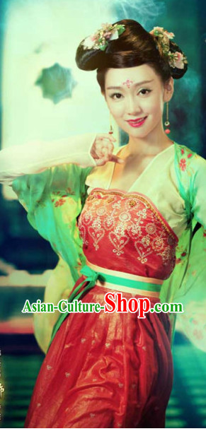 Chinese Lengend of the Ancient Sword Fairy Cosplay Costumes