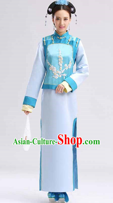Qing Dynasty Princess Clothing
